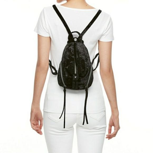 T-Shirt /& Jeans Zipper Back Pack